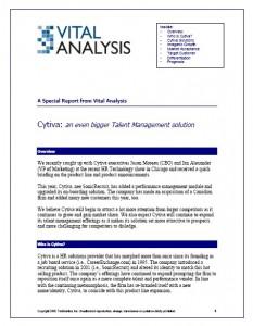 2008 Cytiva report cover